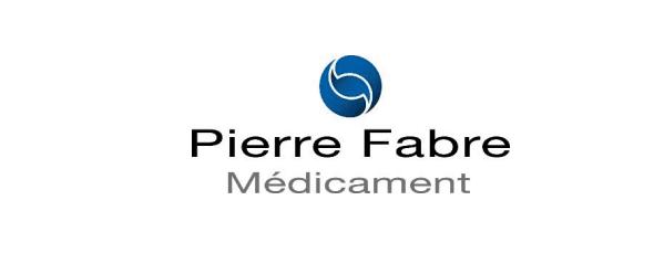 Logo Laboratoires Pierre Fabre médicaments