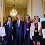 Retour sur la cérémonie de remise du Prix de l'innovation 2016 à l'Ambassade de Suisse à Paris