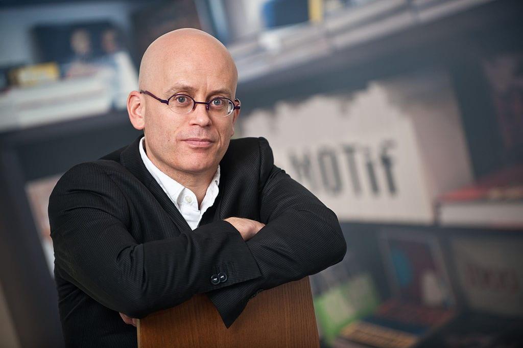 Portrait de Serge Guérin