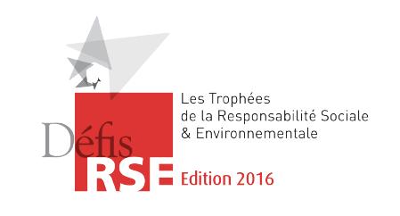 Trophées Défis RSE 2016