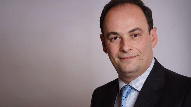 Philippe Dorge du groupe La Poste