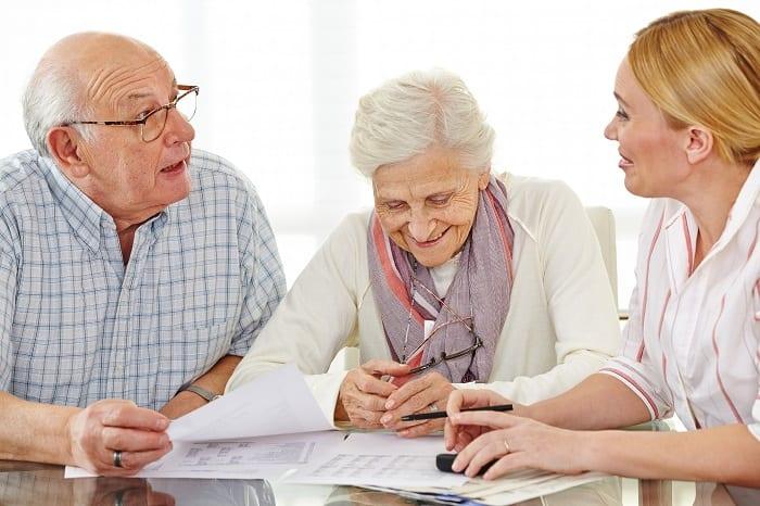Aide administrative - Entrée en EHPAD maisons de retraite - SOM