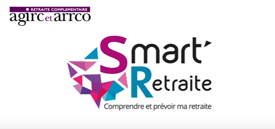 Application Smart Retraite - Agirc Arrco