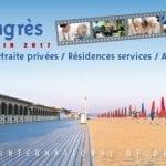 Save the date : le Congrès du SYNERPA se tiendra les 15 et 16 juin 2017 à Deauville !