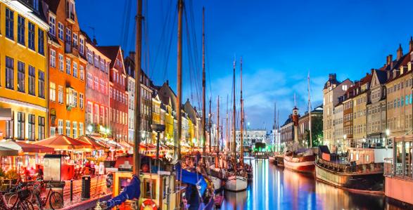 Copenhague au Danemark