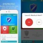 EyeProtec, une nouvelle solution de téléassistance sur smartphone ?