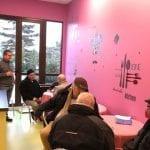 Garges Ecole pour seniors Le Parisien