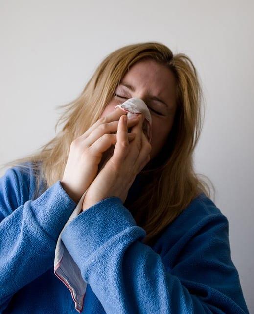 Grippe - Maladie - Santé