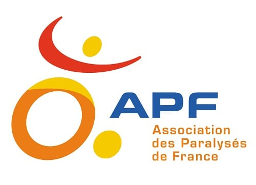 Logo Association des Paralysés de France
