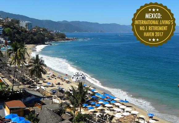 Mexique meilleure destination pour la retraite