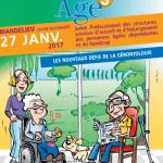 Âge 3, le salon Professionnel des structures d'hébergement seniors, se tiendra le 27 janvier 2017 à Mandelieu !
