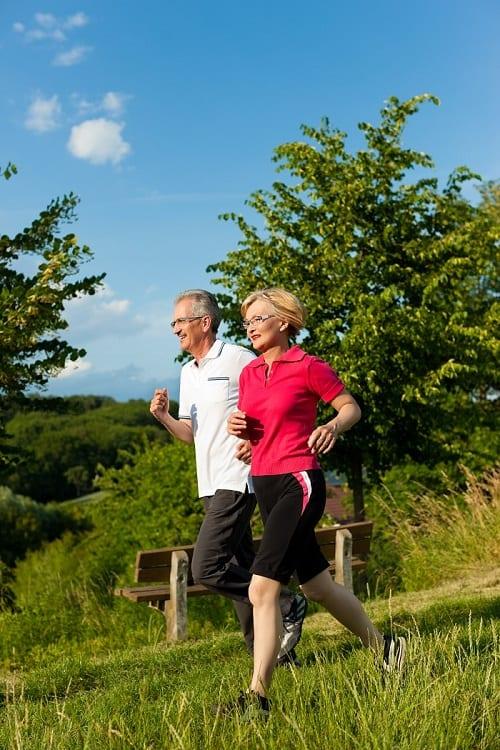 Sport - exercice physique - course à pied -shutterstock
