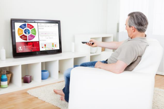 Visiomed TV Connectée Majord'home