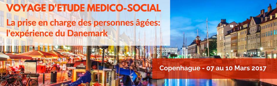 Voyage d'étude Médico-social au Danemark