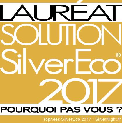 laureat Trophées silvereco