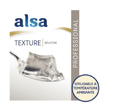 Alsa Texture Gélatine Unilever Food solutions