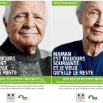 Campagne de communication - pour les personnes âgées