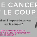 [Infographie] : Le cancer et le couple