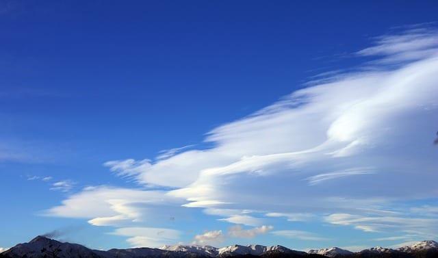 Ciel - Montagne - Ski - Vacances