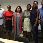 Déplacement en Guyane de la CNSA