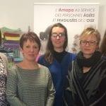L'Amapa au service des patients Alzheimer à leur domicile