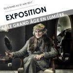 Du 8 mars au 31 mai 2017 : exposition photos «Le grand âge en lumière» à Nantes