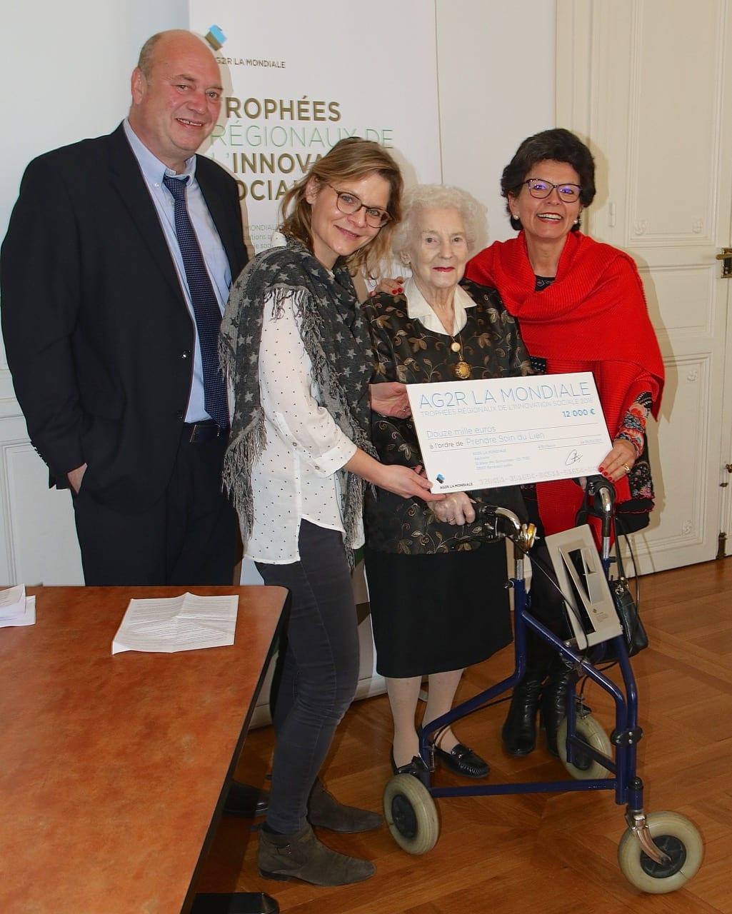 Photo remise prix Mobil' Aînés