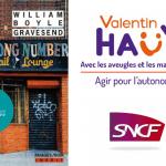 La SNCF et l'association Valentin Haüy unies face à la malvoyance