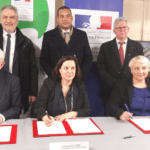 Signature d'une convention de partenariat entre l'Etat et l'USH