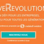 14 mars 2017 : SilveRévolution, une conférence proposée par Malakoff Médéric