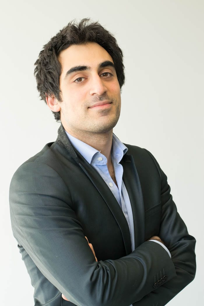 Portrait d'Amir Reza Tofighi
