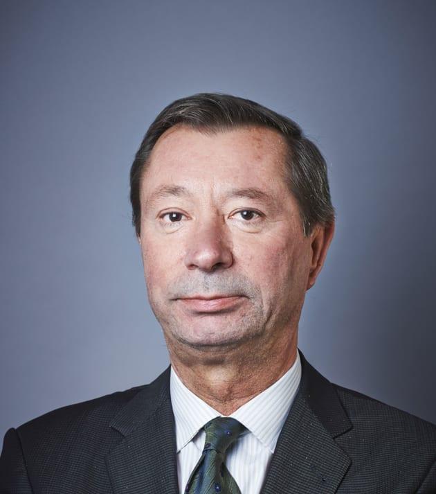 Portrait de François Paillereau