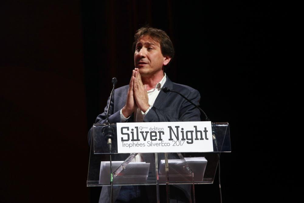 Jérôme GUEDJ - Réprésentant de Benoît HAMON - SilverNight