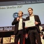 iZi Family lauréat du Trophée SilverEco 2017 dans la catégorie Meilleure initiative Aide aux Aidants
