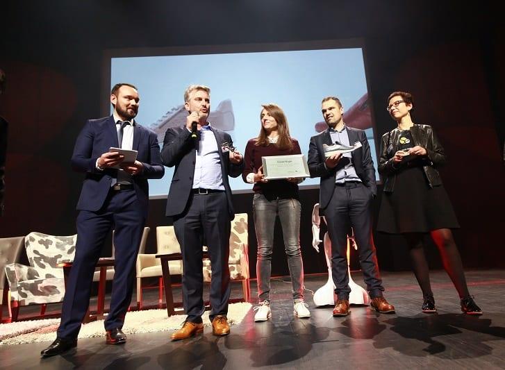 Lauréat Nouvelles Technologies Parade Protection