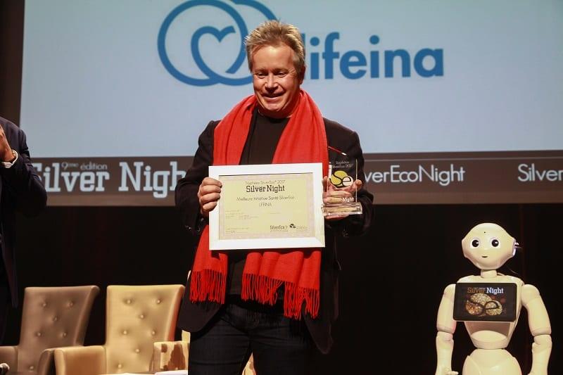 Lauréat Santé LifeInA