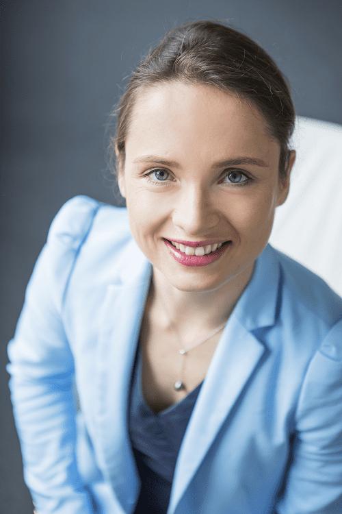 Portrait de Solenne Brugère