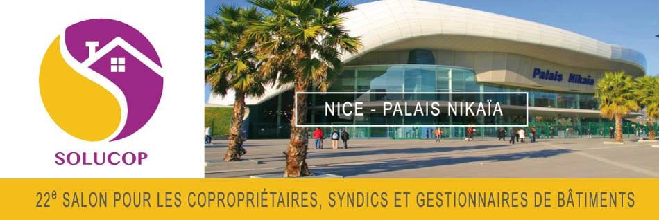 Solucop @ Palais NIKAIA de Nice  | Nice | Provence-Alpes-Côte d'Azur | France