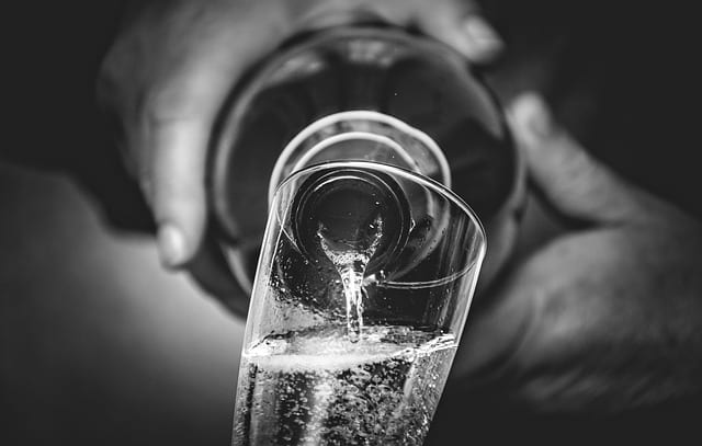 Apéritif - Coup - Champagne