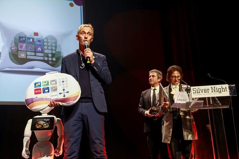 Lauréat Produit Viktor Fingertips