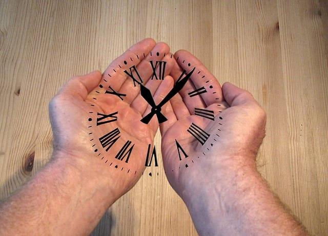 Horloge - Temps qui passe - Vieillissement