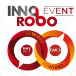 Innorobo se tiendra du 16 au 18 mai 2017 à Paris !