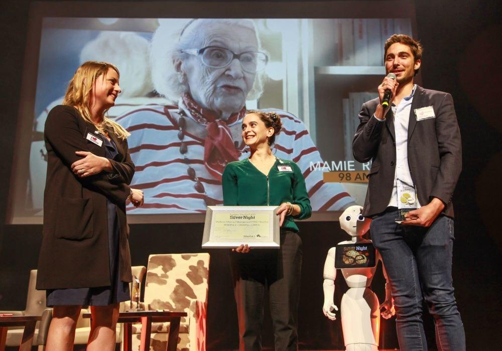 Lauréat Résidence Crampel Orpea SilverNight