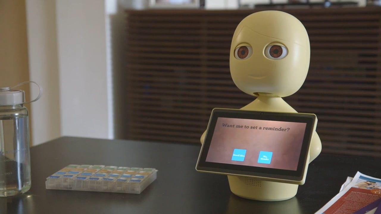 Mabu robot