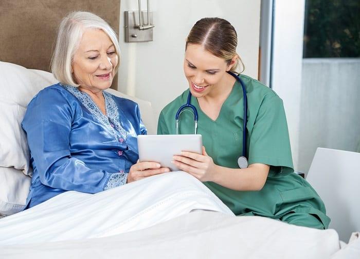 Soignant - Hôpital - Résidence Médicalisée