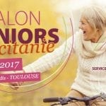 Le Salon Seniors Occitanie se tiendra le 20 avril 2017 à Toulouse !