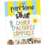 Chez PapiMamie - Cahier intergénérationnel