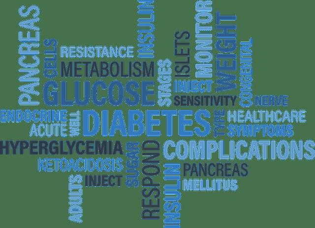 Diabète chez les personnes âgées