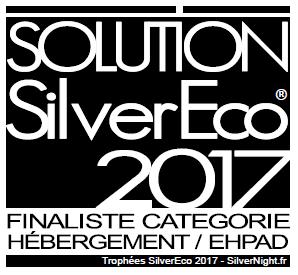 Finaliste EHPAD Trophées SilverEco 2017