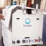 Les robots livreurs de repas remplaceront-ils demain les humains ?